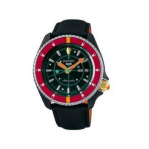 ジョジョの奇妙な冒険コラボ ユニセックス腕時計  Seiko 5 Sports  [ロフト]