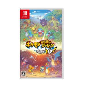 Nintendo Switch/Lite 『ポケモン不思議のダンジョン 救助隊DX』『予約特典』付き