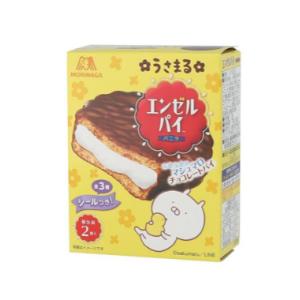 [バレンタイン]   おやつカステラチョコレート / エンゼルパイ うさまる / エンゼルパイ タヌキとキツネ