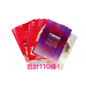 TWICE_TL ランダムトレーディングカード