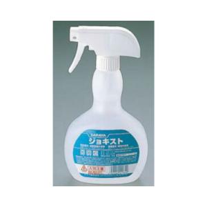 サラヤ ジョキスト/500ml(スプレー付) 3つ(エタノール、アルカリ剤、陽イオン系界面活性剤)の相乗作用で除菌効果を発揮します。価格 1,562円 (税込) 02月28日00時00分より販売予定
