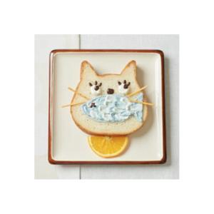 【SNS映えバッチリ】ねこねこ食パン(プレーン&プレーン)価格:2980円(税込、送料無料)