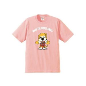 志尊淳/Tシャツ<マックス>ベビーピンク  【デザインからカラーのセレクトまで、志尊がオールプロデュース】『予約受付中・セブンネット』