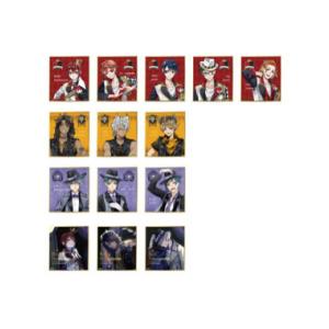 ディズニー ツイステッドワンダーランド ビジュアル色紙コレクションvol.1 14個入りBOX  価格 4,798円 (税込)