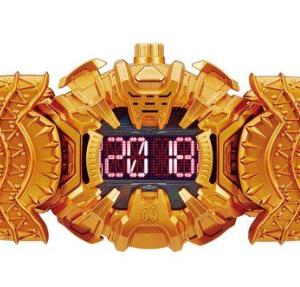 「仮面ライダージオウ」より 主人公・常磐ソウゴが仮面ライダーオーマジオウに変身するためのベルト 「変身ベルト DXオーマジオウドライバー」が登場!