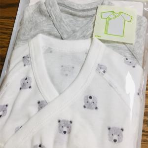 赤ちゃん用品店に偵察へ。半肌着、カバーオール、スタイを購入!