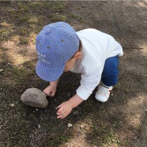1歳3ヶ月息子との毎日はとってもワンダフル。日々進化する息子が眩しいです。