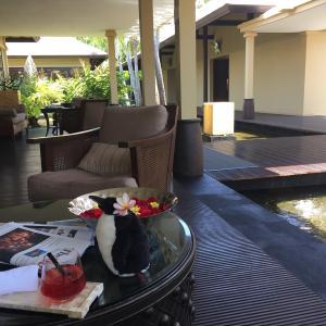 バリ島のセントレジス・バリは大人で落ち着いた雰囲気の隠れ家リゾートホテル♬人気の朝食ブッフェやスパなど(後編)♬