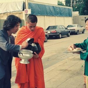 外国の街の記憶~1991年のバンコク(タイ)の風景