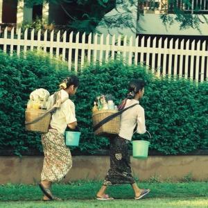 外国の街の記憶~1993年のジャカルタ(インドネシア)の交通