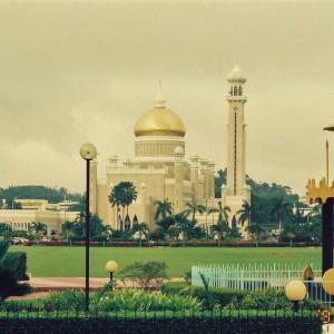 外国の街の記憶~1993年の「ブルネイ」という王国の風景