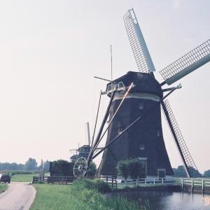 外国の街の記憶~1997年ハーグ(オランダ):消せない戦争の傷跡