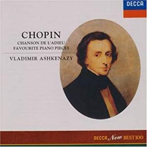 ショパン・別れの曲 Étude Op. 10, No. 3