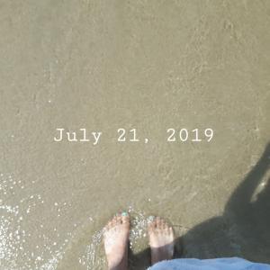 July.22 2019 / 14kmのビーチ