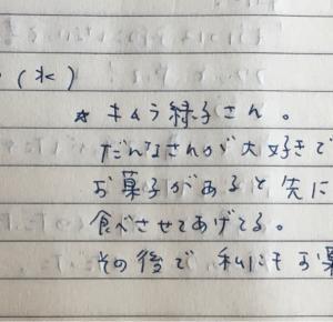 9月23日の夢 「キムラ緑子さん」「白いご飯」