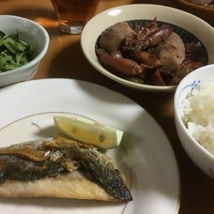 「嫁ごはん」特別編 「オカン飯」(えび芋の煮物)