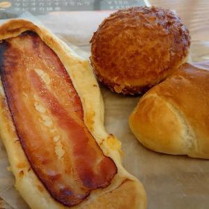 北海道 千歳市 パン ペンギンBakery Cafe / きちんと焼き直してくれた