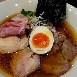 札幌市 ラーメン  Mari iida  /   行列に納得する美味しさ、美しさ