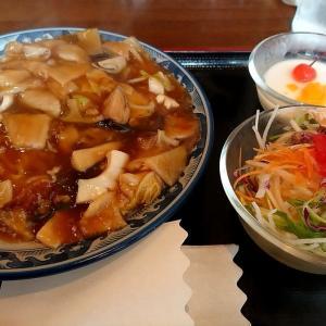 札幌市 中華料理 鎮海楼 / あんかけを食べない理由
