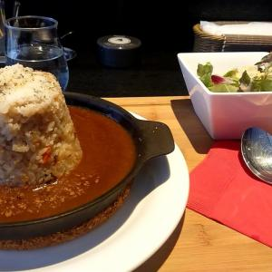 札幌市 モダンレストラン えりも亭 / 映えるカレー?