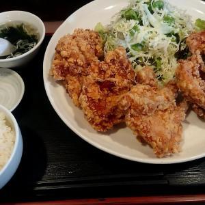札幌市 中華 サウスヴィラ / からあげ大盛りで有名な店