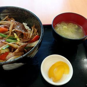 北海道 北広島市 輪厚パーキングエリア / 北海道らしい食べ物を