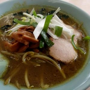札幌市 味の大王 / カレーラーメンとライスはセット