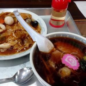 札幌市 ラーメン 萬字醤油屋 / ほっとする味・柔道部の萬字