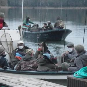 北海道 朱鞠内湖の釣り 20200523 / 船に乗るまで