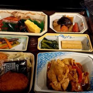 北海道 幌加内町 レークハウスしゅまりない / 名物じゃない夕食を