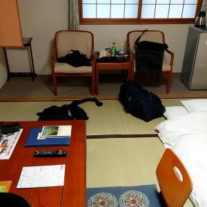 北海道 滝上町 ホテル渓谷 / 今回は夕食無し