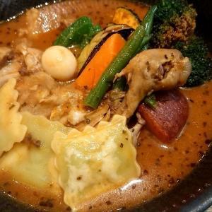 札幌市 Soup  Curry lavi 大谷地店 / 肉肉肉を食べなかった