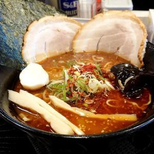 札幌市 らーめん 鷹の爪 南郷店 / 味が分からないのはコロナ陽性の症状