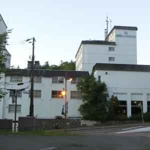 北海道 阿寒町 オンネチセ / アイヌコタンで落語