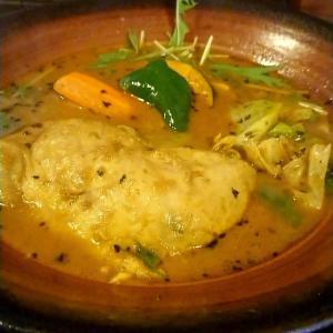 札幌市 カレーのふらのや / ルーが激旨だったので 今度はスープを