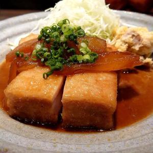 札幌市 midnight食堂 赤目のおやじ / 極厚すぎて脳が混乱する