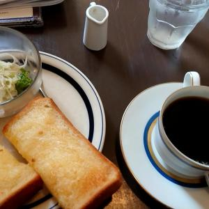 札幌市 wake cafe / 早朝営業にモーニングセットを