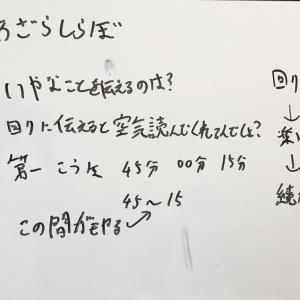 6月1日(月)活動報告