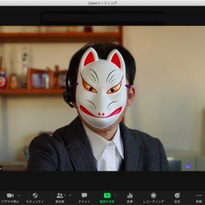 Sony の Imaging Edge Webcam (Mac版) を使って,α6400でzoom配信してみました