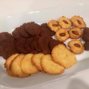 幸せの香り&糖質制限クッキー