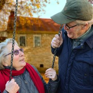 結婚60年経っても愛し合ってる夫婦