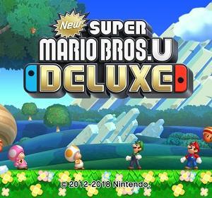 【switch】最新のマリオはクリアしておきたい『New スーパーマリオブラザーズ U デラックス』