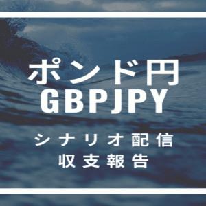 2019/05/30 ポンド円シナリオ&トレード記録&収支報告【FX】
