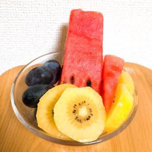 フルーツブームで健康に♪