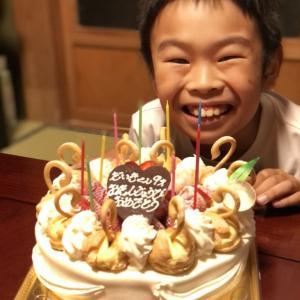 長男ダイキの誕生日🎂