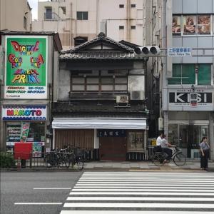 上野の名店 翁庵 (おきなあん)明治から続く本格蕎麦屋