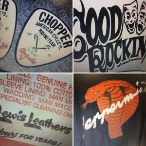 上野でロックブランド ロカビリーブランドが購入出来るお店です。