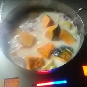 豆乳ポトフ
