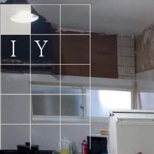 壁リフォーム④|キッチンの壁を新築みたいにしたい!
