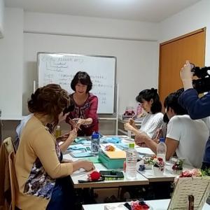 BSテレビ取材(2019年11月下旬放映予定)